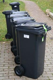 conteneurs poubelles